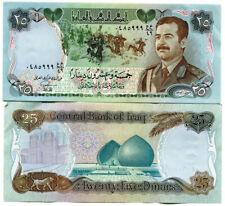 IRAQ 25 Dinar UNCIRCULATED BANKNOTE