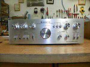 Kenwood amplifier, KA 8100