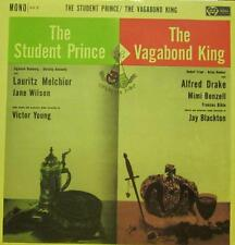 Alfred Drake(Vinyl LP)The Student Prince/The Vagabond King-Decca-AH 8-U-VG/VG