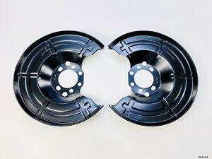 2x Rear Brake Dust Shield for OPEL VAUXHALL ASTRA COMBO ZAFIRA MERIVA BDS/PL/002