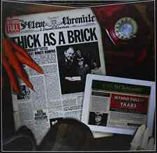 JETHRO TULL-THICK AS A BRICK / THICK AS A BRICK 2  VINYL LP NEW