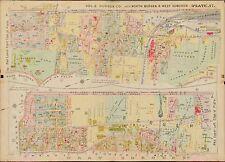 1909 North Bergen, West Hoboken, Hudson County, New Jersey, Copy Plat Atlas Map