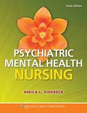 Psychiatric-Mental Health Nursing, Sheila L. Videbeck, New Book