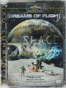 Dreams Of Flight : Space DVD Movie - Smithsonian - NEW - FREE POST!