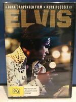 New & Sealed DVD Kurt Russell is Elvis a John Carpenter Film Shelly Winters