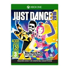 Just Dance 2016 Xbox One Game PAL & Registered Priority