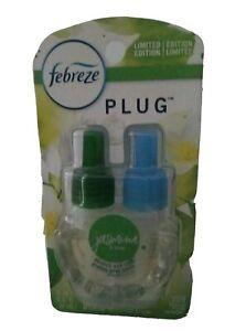 Febreze Plug JASMINE Air Freshener Refill Limited Edition Discontinued