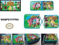 Sacoche Animal Crossing pour Toutes les DSI,3DS,2DS,NEW,XL ETC Officiel Neuf