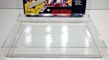 1 Custom Box Protector For SUPER BOMBERMAN PARTY PAK SNES Super Nintendo Big Box