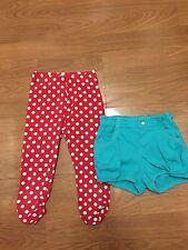 H&M Sanrio Hello Kitty leggings & shorts LOT 12-18M