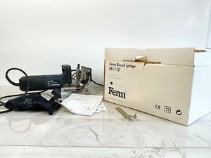 Fern Biscuit Jointer FBJ-710 7569 Boxed with Instructions Power Tools Free Post