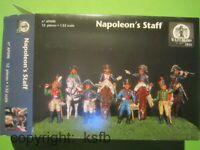 1/32 Waterloo1815 090 Napoleon Frankreich General Stab French High Staff Figuren