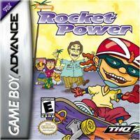 Rocket Power: Dream Scheme - Nintendo Game Boy Advance