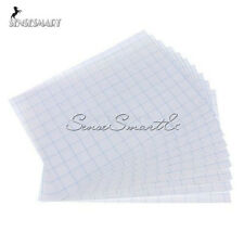 10PCS T-Shirt Print Iron-On Heat Transfer Paper Sheets For Dark/Light Cloth New