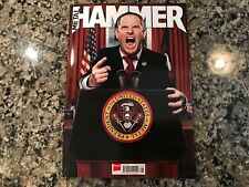Metal Hammer Magazine! August 2017 Stone Sour Avenged Sevenfold Download