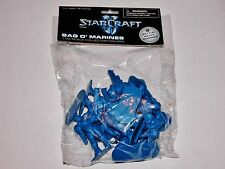 Starcraft II Bag O' Marines 1:32 Scale Collector Army Men Figures Brand New