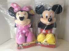 Just Play Disney Junior Mickey Minnie Mouse Clubhouse Plush Dolls Toys Lot NEW