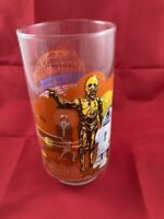 1977 Star Wars Glass - Burger King / Coca Cola C3-PO R2D2