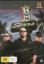 PAWN STARS DVD Season 1 U.S. *NEW/SEALED* Las Vegas 2 Discs