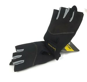 GOLDS Gym Weight Lifting Gloves Work out Classic Training Gloves Size Large  New