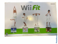 Wii Fit Balance Board Nintendo Exercise Fitness Wii Fit
