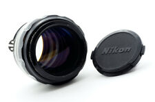 NIKON NIKKOR 85mm 1.8 - 1971 - MINTY! **VERY RARE AI CONVERTED VERSION!**