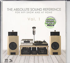 """The Absolute Sound Reference Vol.1"" STS Digital MW Coding Process Audiophile CD"