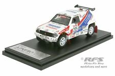 Mitsubishi Pajero - Rallye Paris Dakar 1993 - Shinozuka - 1:43 HPI 8881