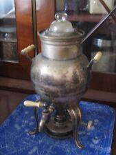 Samowar Antik Silber