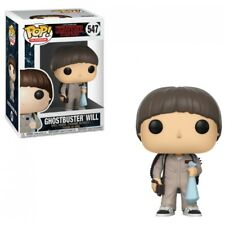 Stranger Things Will Ghostbuster Pop Vinyl Figure By Funko
