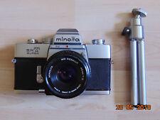 Spiegelreflexkamera MINOLTA SRT SUPER CLC Objektiv/Lens Minolta MD ROKKOR 45mm