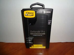 Genuine OtterBox Defender Pro Case & Holster for Samsung Galaxy Note 10 Black