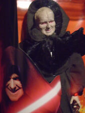 """STAR WAR 12"""" DARTH SIDIOUS SITH LORD ACTION FIGURE 2005 NEW ROTS DIE JEDI, DIE!"""