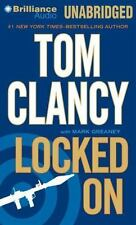 Locked On  Jack Ryan  2011 by Clancy, Tom 1455865796 ExLibrary