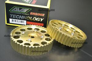 AVS Cam Gear 4G63 Lancer Evo 1 2 3 4 5 6 7 8 9 Eclipse Talon x 1pcs