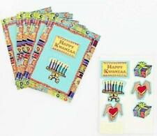 Kwanzaa African American Heritage Traditional Holiday Party Invite Note Cards