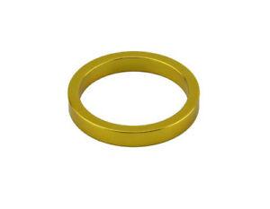 "BicycIe AIIoy 1-1/8"" ( 28.6mm) ThreadIess Headset spacer 5mm CycIing AII Colors"