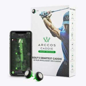 Arccos Caddie Smart Sensors - FAST DELIVERY - 50% OFF RRP