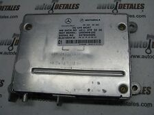 Mercedes E-Class  Phone Bluetooth Motorola Control Unit A2118703226 used 2006