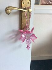 BRAND NEW - PINK AND WHITE HANGING DECORATION - GIRLS BEDROOM