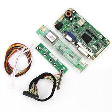 LCD Controller Board(VGA+DVI) for B141EW04 V.4 QD14TL02 LP154W01-A1 N154I3-L03