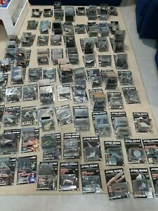 Deagostini Star Wars Die Cast Ship Collection No 1-80 Select From Drop Down Menu