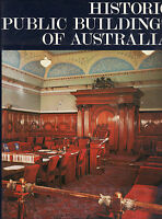 HISTORIC PUBLIC BUILDINGS OF AUSTRALIA : NATIONAL TRUST history architecture  dk