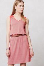 Anthropologie Deletta Janie Jersey Lined Dress M $118