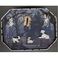 101 DALMATIANS Disney COMMEMORATIVE TIN BOXED SET 6 PINS 10756