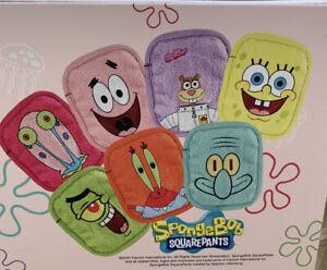 Makeup Eraser  SpongeBob SquarePants 7 Day Set