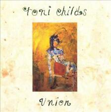 TONI CHILDS - Union (CD 1988) USA First Edition EXC  Berlin