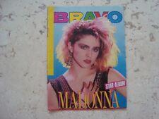 MADONNA rare 80s MINIATURE vintage SPECIAL cover magazine #1a