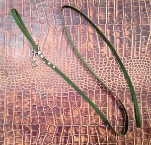 SL4 Webbing Dog Slip Lead/Collar Quick Release Lurcher/Greyhound/Whippet