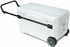 NEW Igloo Glide PRO Cooler 110 Quart White FREE SHIPPING